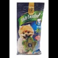 BUSTER HERBAL Dental stick kutya fogtisztító, marhahúsliszttel 45g 5-10kg