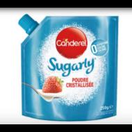 Canderel Sugarly eritrit és szukralóz alpú kristályos por 250g /6/
