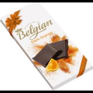 Belgian Dark Orange narancsos étcsokoládé 100g