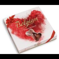 Belgian Hearts Hazelnut desszert 200g