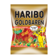 Haribo        gumicukor 100 g maci-goldbaren