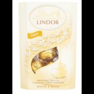 Lindt Lindor White tejcsok.golyók díszdob.200g/8/