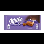 Milka  noisette tejcsoki 100g
