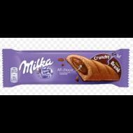 Milka         csoki crunchy break 26 g choco