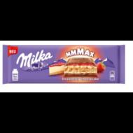 Milka Epres-Sajttorta táblás csokoládé 300g /12/