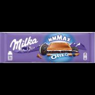 Milka csokoládé Oreo 300g /12/