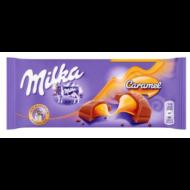 Milka         tejcsoki 100 g caramel