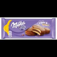 Milka         keksz 150 g choc&choc