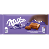 MILKA CHOCOLATE DESSZERT 100G /22/