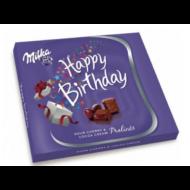 Milka         desszert 110 g happy birthday