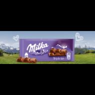 Milka         tejcsoki 90 g triple kakaós