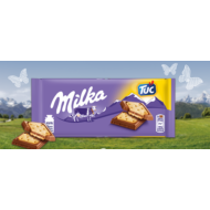 Milka Táblás Tuc 87g /18/