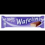 Milka Wafelini ostyaszelet 31 g milk