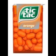 Tic Tac       cukordrazsé 18 g narancsos