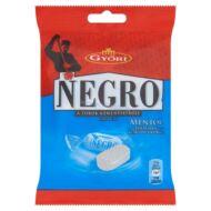 Győri Negro mentol cukor 79 g