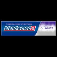 Blend-a-med fogkrém 100 ml 3d white