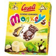 Casali Schoko Bananen 140g - Monkeys