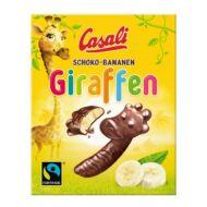 Casali Schoko Bananen 140g - zsiráfok