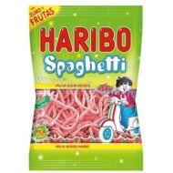 Haribo gumicukor 75 g spaghetti eper ízű