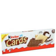 Kinder Cards 128g (2*5)