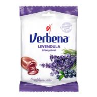 Verbena cukorka 60 g levendula áfonyával (min.rendelés 10db)