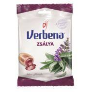 Verbena cukorka 60 g zsálya ízű (min.rendelés 10db)