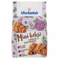 Verbena keksz - levendula&áfonya