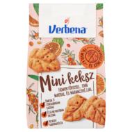 Verbena keksz - narancs&homoktövis