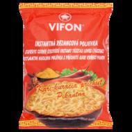 Vifon instant tészta leves 60 g currys csirke ízű