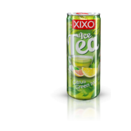 XIXO ICE TEA Green Citrus 250ml