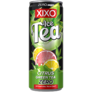 XIXO ICE TEA Green Citrus Zero 250ml