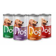 Golden dog teljes értékű kutyaeledel konzerv marha 1240g