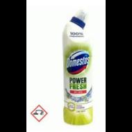 DOMESTOS WC tisztító gél 700ml Lime Fresh