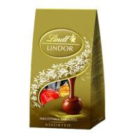 Lindor Assorted vegyes csokoládé golyók dísztasakban 100g /10/