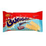 Bungee Rizses Fehér tejtábla 50g /40/