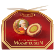 Mirabell Mozart golyó 2 db 34g Masni