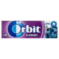 Orbit         rágó drazsé 14g 10db blueberry