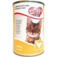 Dolly Cat macskaeledel konzerv baromfi 415g