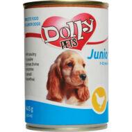 Dolly Dog kutyaeledel konzerv csirke 415g