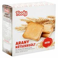 Foody Arany kétszersült natúr 220g