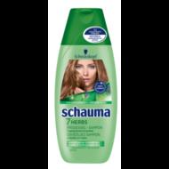 Schauma       sampon 250 ml 7 gyógynövényes