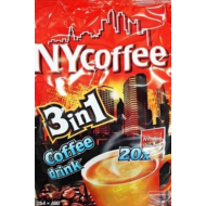 NYcoffee INSTANT KÁVÉ 3IN1 20*18G