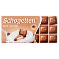 Schogetten csokoládé 100g Latte Macchiato