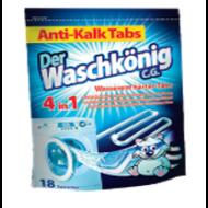 Der Waschkönig C.G vízlágyító tabletta mosógéphez _ 18 db