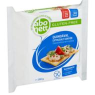 Abonett extrudált kenyér gluténmentes Quinoával 100g /12/
