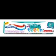 Aquafresh Big Teeth fogkrém 50ml