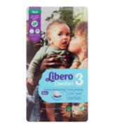 Libero Comfort 5 Jumbo nadrágpelenka 10-14 kg/48db