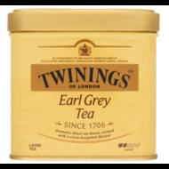 Twinings Earl Grey fémdobozos tea 100g /6/