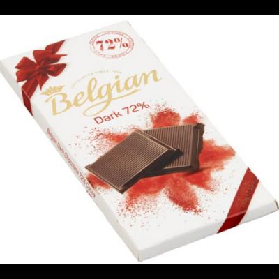 Belgian 72% Cacao étcsokoládé 100g