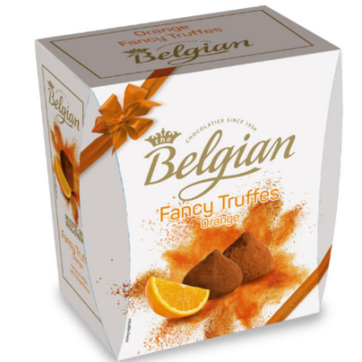 Belgian Trüffel Orange 200g
